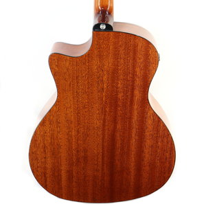 Dean Dean AXS Exotic Cutaway A/E Koa Acoustic Guitar