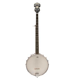 Washburn Washburn B7-A 5-String Open Back Banjo in Natural Matte