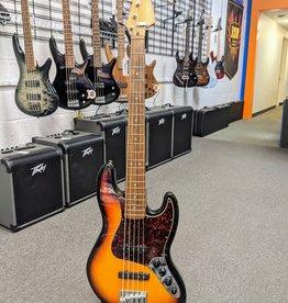 Fender Used 1998 Fender Jazz V Bass