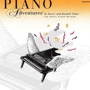 Hal Leonard Hal Leonard Piano Adventures Level 4 - Lesson Book