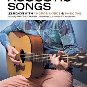 Hal Leonard Really Easy Guitar: Acoustic Songs