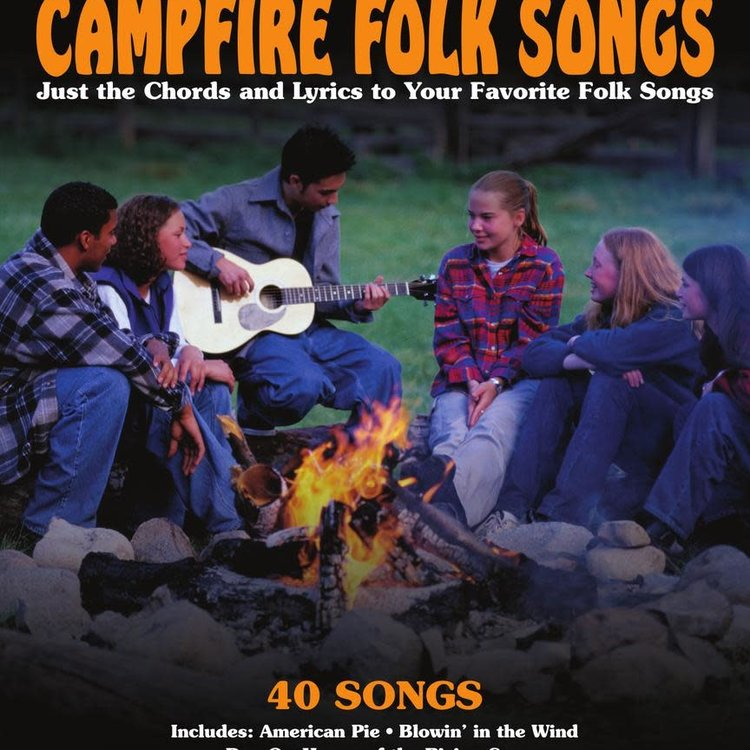 Hal Leonard Hal Leonard Strum & Sing — Campfire Folk Songs