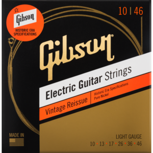 Gibson Gibson Vintage Reissue Electric Guitar Strings