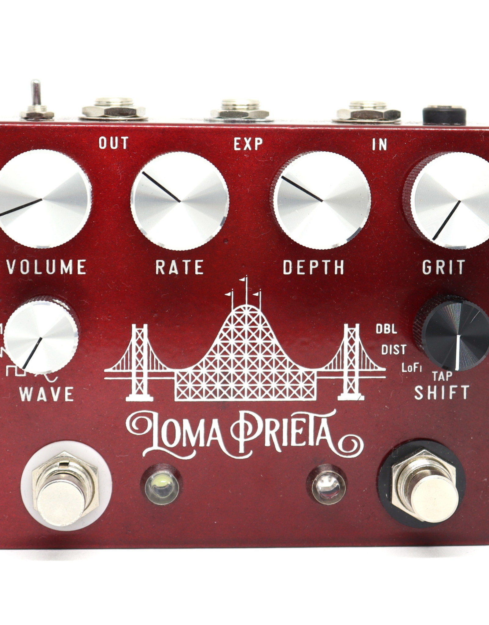 CopperSound Pedals CopperSound Pedals Loma Prieta Gritty Harmonic Tremolo