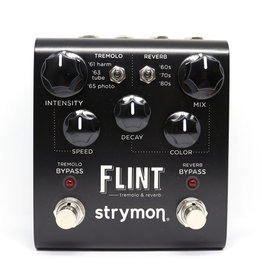 Strymon Strymon Flint Tremolo & Reverb - Tremolo and reverb effect pedal