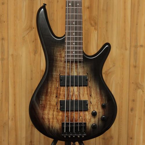 Ibanez Ibanez Gio SR 5str Electric Bass - Natural Gray Burst