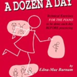 Hal Leonard Hal Leonard Piano- A Dozen a Day Book Three