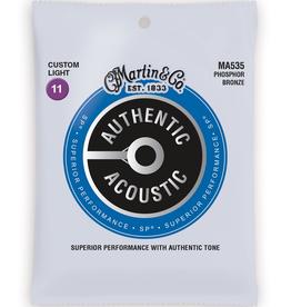 Martin Martin Authentic Acoustic SP Custom Light, 11-52