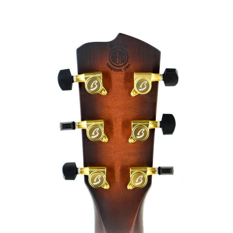 Breedlove Breedlove Oregon Concertina Sunset Burst CE Myrtlewood-Myrtlewood LTD with Hard Case
