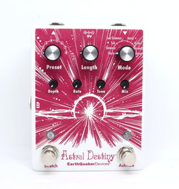 EarthQuaker Devices EarthQuaker Devices Astral Destiny: An Octal Octave Reverberation Odyssey