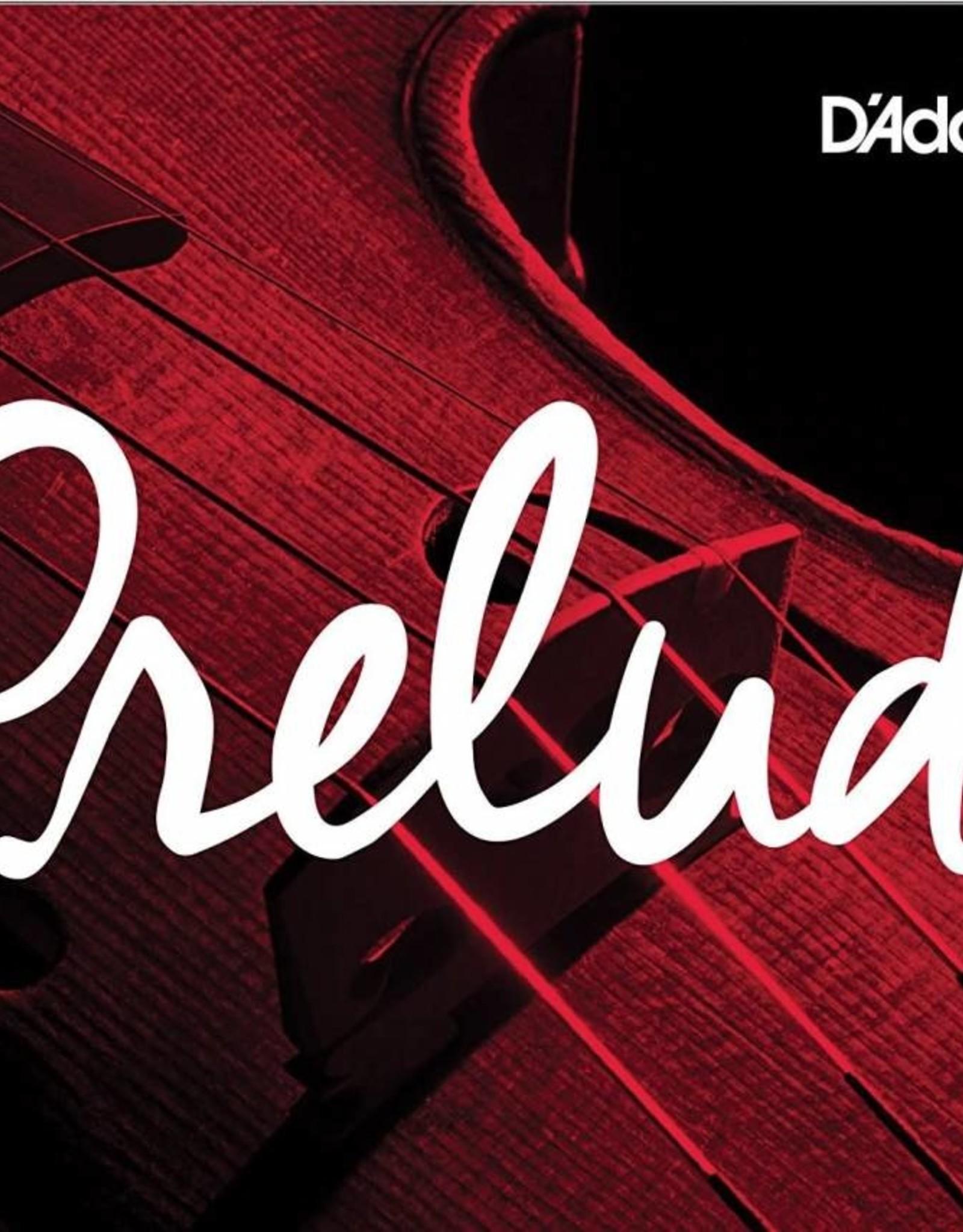 D'Addario D'Addario Prelude Cello String Set, 4/4 Scale, Medium Tension