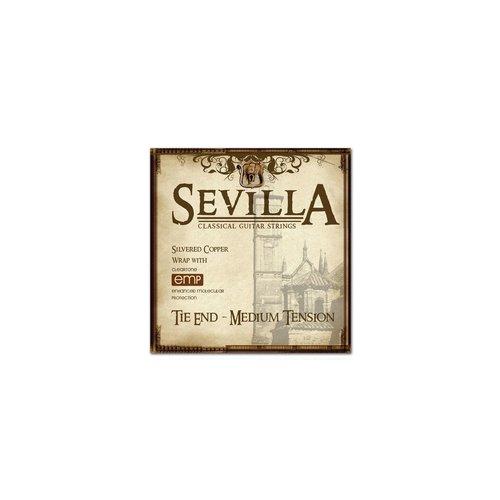Everly Sevilla Medium Tension / Tie End Classical Guitar Strings