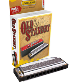 Hohner Hohner Old Standby Harmonica - Key of D
