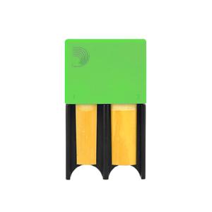 D'Addario D'Addario Small Reed Guard - Alto Sax/Clarinet - Green