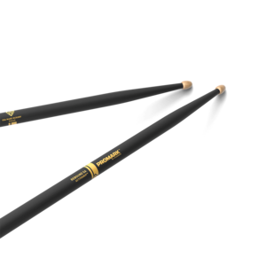 Promark ProMark Rebound 5A ActiveGrip Hickory Drumstick, Acorn Wood Tip