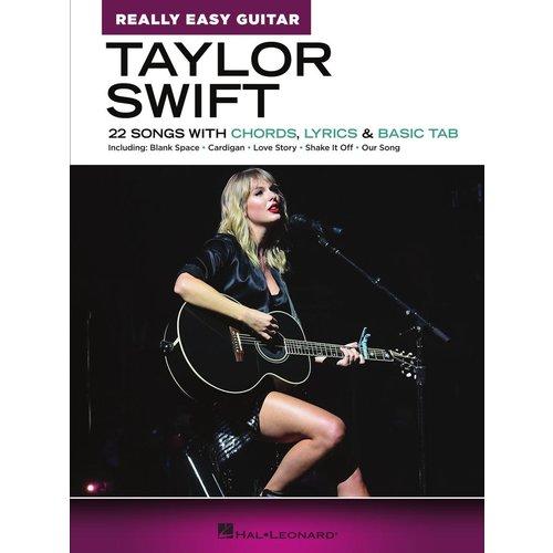 Hal Leonard Really Easy Guitar: Taylor Swift