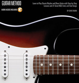 Hal Leonard Hal Leonard R&B Guitar Method