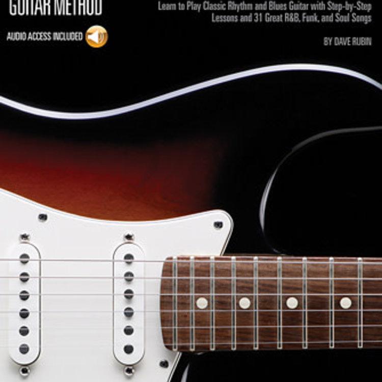 Hal Leonard Hal Leonard R&B Guitar Method