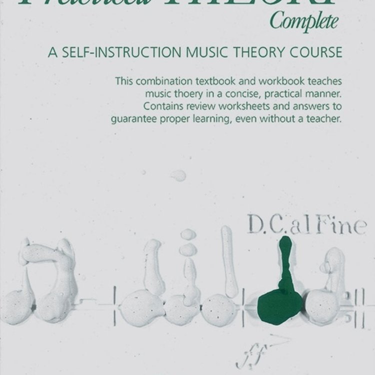 Alfred Music Alfred's Practical Theory Complete
