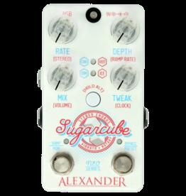 Alexander Alexander Sugarcube Stereo Chorus Vibrato Rotary