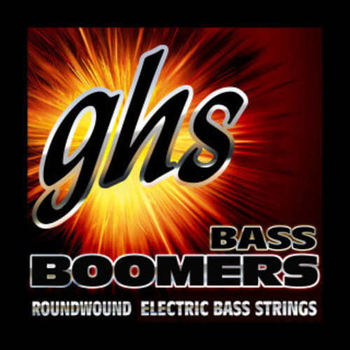 GHS GHS Bass Boomers, Short Scale, Light, 45 - 95