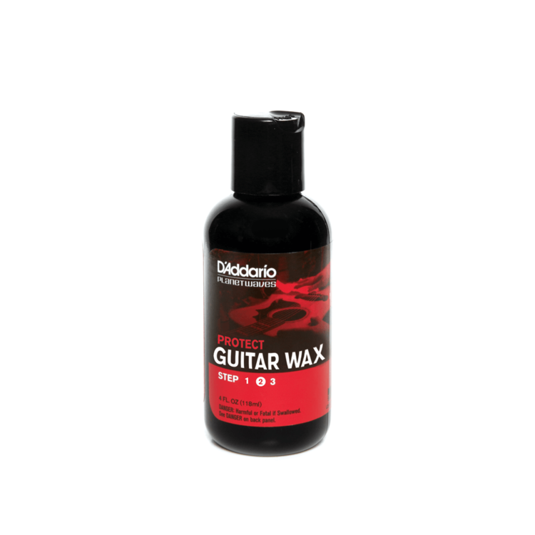 D'Addario D'Addario Protect - Liquid Carnauba Wax, 4 oz.