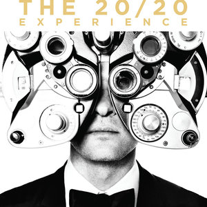 Hal Leonard Justin Timberlake The 20/20 Experience Piano/Vocal/Guitar