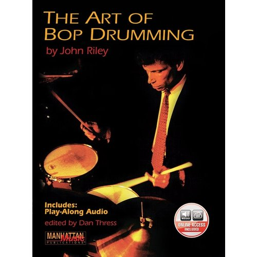 Alfred Music The Art of Bop Drumming
