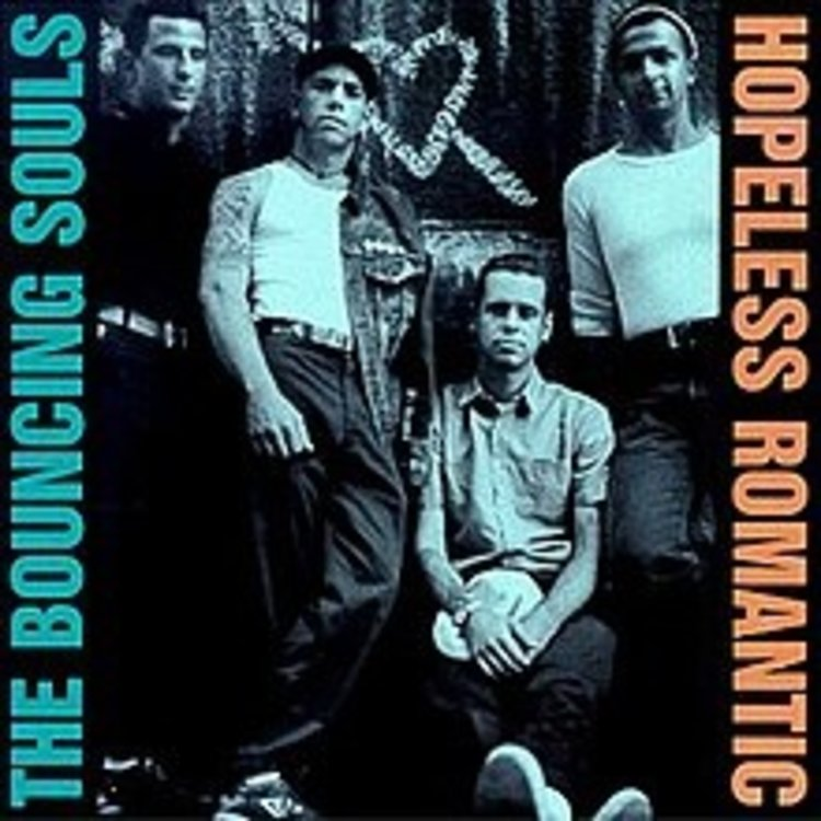 Records BOUNCING SOULS, THE / HOPELESS ROMANTICS