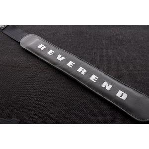 Reverend Reverend Guitars Padded Strap - Gunmetal Grey