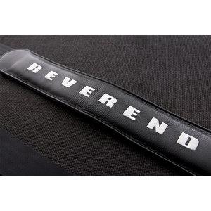 Reverend Reverend Guitars Padded Strap - Midnight Black