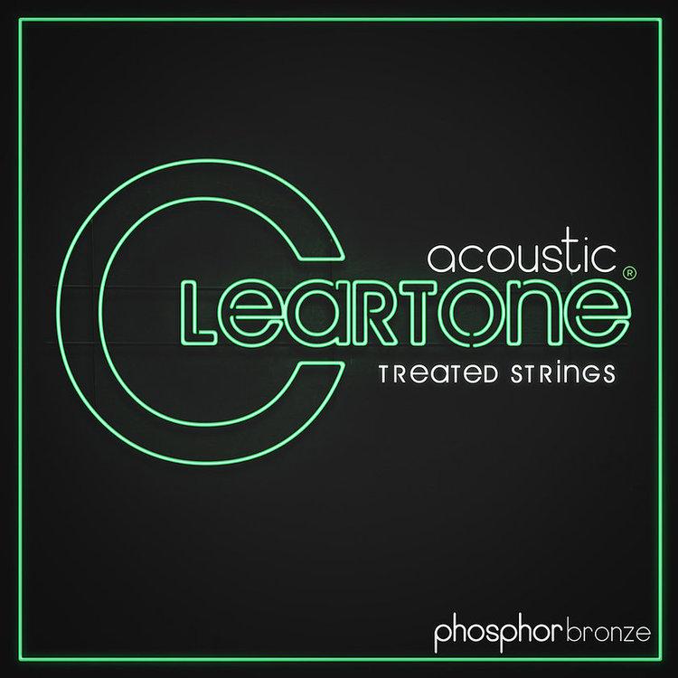 Cleartone Phosphor 13-56s Acoustic Guitar Strings