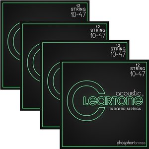 Cleartone 12-string Acoustic Strings