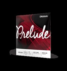D'Addario D'Addario Prelude 3/4 Violin Strings —Medium Tension