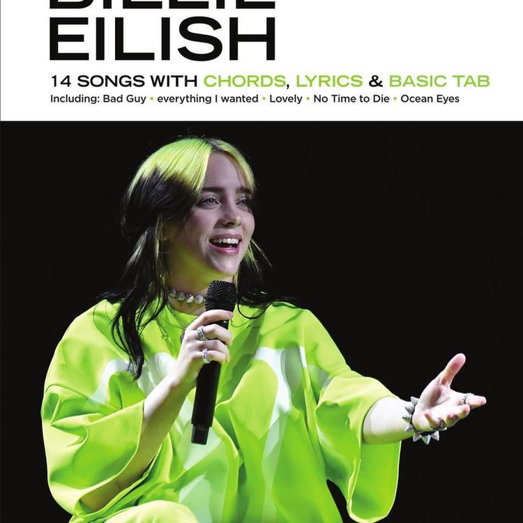 Hal Leonard Really Easy Guitar: Billie Eilish