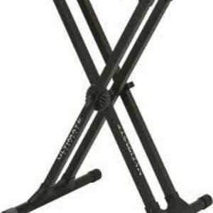 On-Stage On-Stage Double X Brace Keyboard Stand