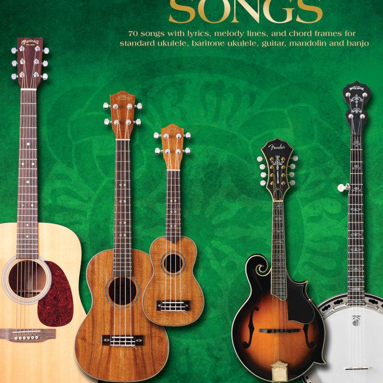 Hal Leonard Hal Leonard — Strum Together: Celtic Songs, for Ukulele, Baritone Ukulele, Guitar, Mandolin, and Banjo