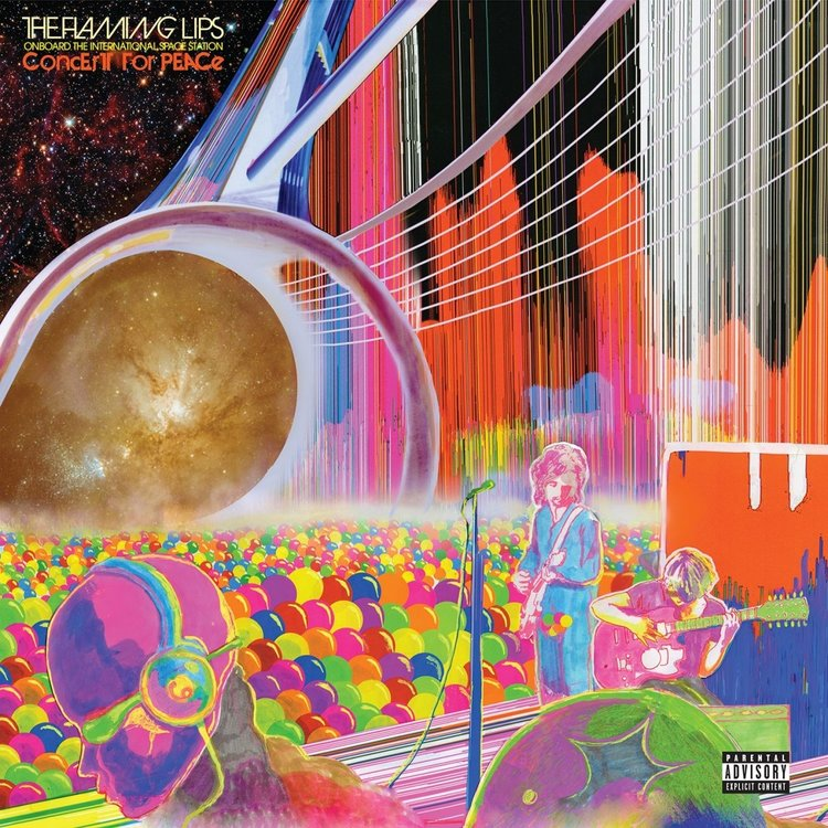 The Flaming Lips / Onboard the International Space Station Concert For Peace