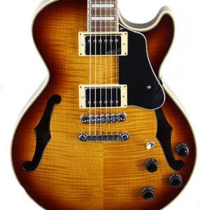 Ibanez Ibanez AGS73FMVLS AGS Artcore 6str Electric Guitar - Violin Sunburst