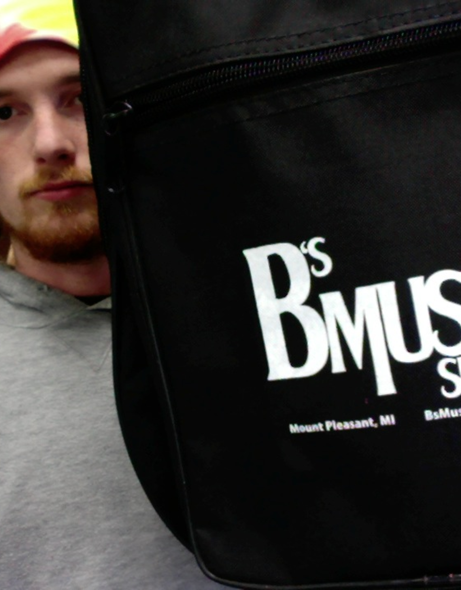 Henry Heller B's Music Shop Gig Bag - 3/4 Acoustic Guitar