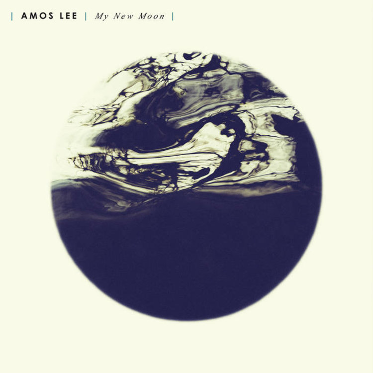 Records Amos Lee / My New Moon