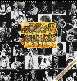 Records Faces / Snakes And Ladders: The Best Of Faces (Clear LP) (Rocktober 2018 Exclusive)