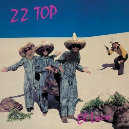 Records ZZ Top / El Loco (Pink LP)(SYEOR Exclusive 2019)
