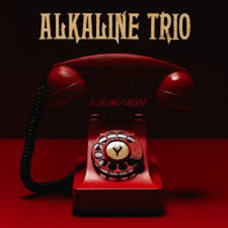 IS THIS THING CURSED? / ALKALINE TRIO