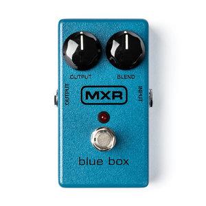 MXR MXR M103 Blue Box Octave Fuzz Pedal