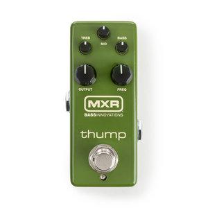 MXR MXR M281 Thump Bass Preamp