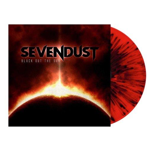 Records Sevendust / Black Out the Sun (Blood Red w/Halloween Orange Vinyl) (Rocktober 2018 Exclusive)
