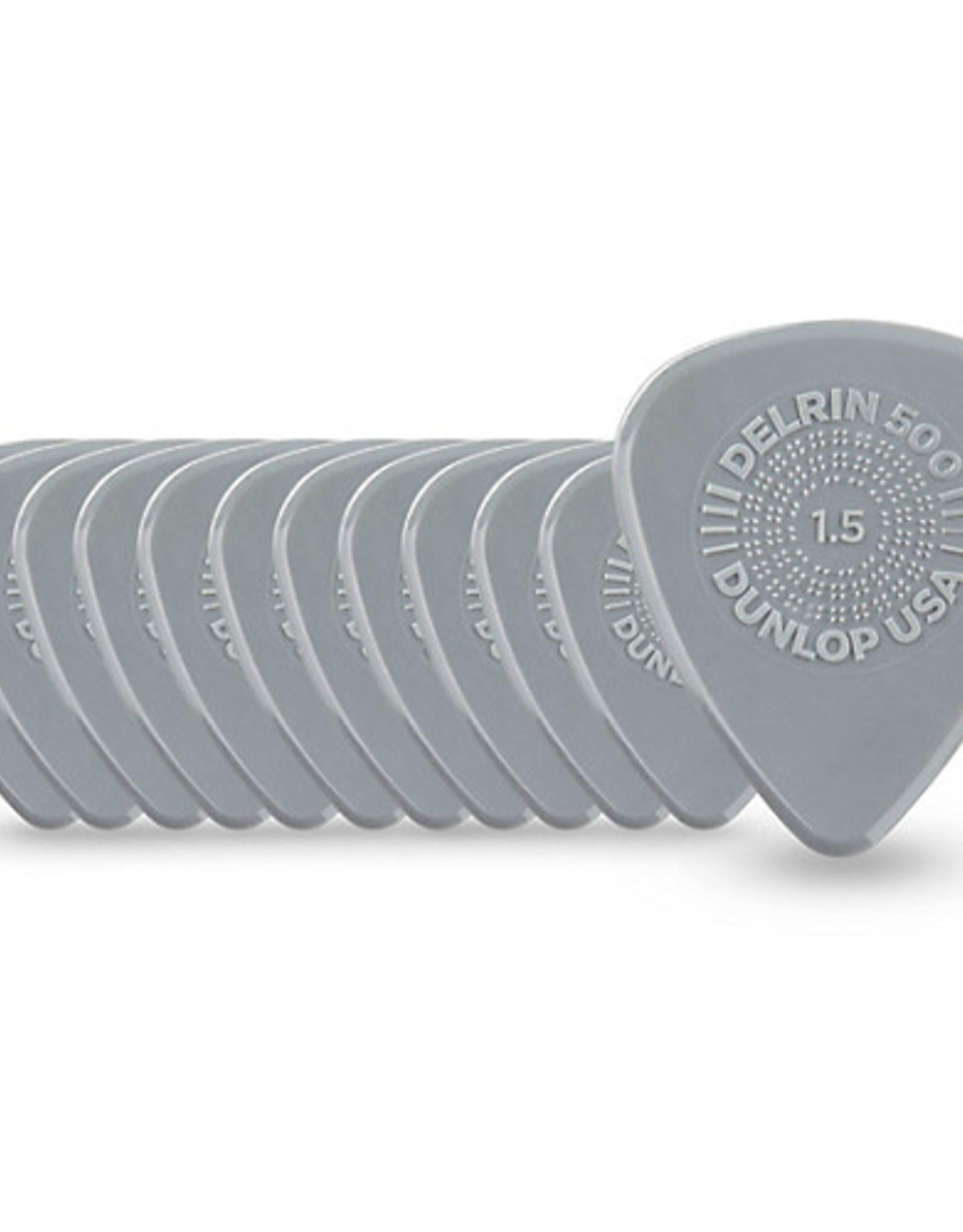 Dunlop Dunlop Prime Grip Delrin 500 12pk Picks