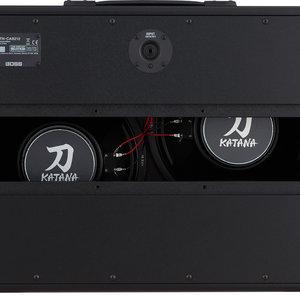 """Boss BOSS Katana 150-watt 2x12"""" Cabinet"""