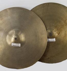Zildjian Used Vintage *Unmatched* Zildjian Hi-Hats